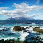 Table Mountain at Big Bay