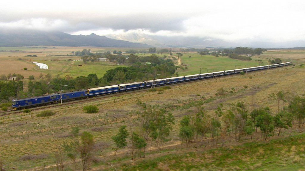 The Blue Train South Africa