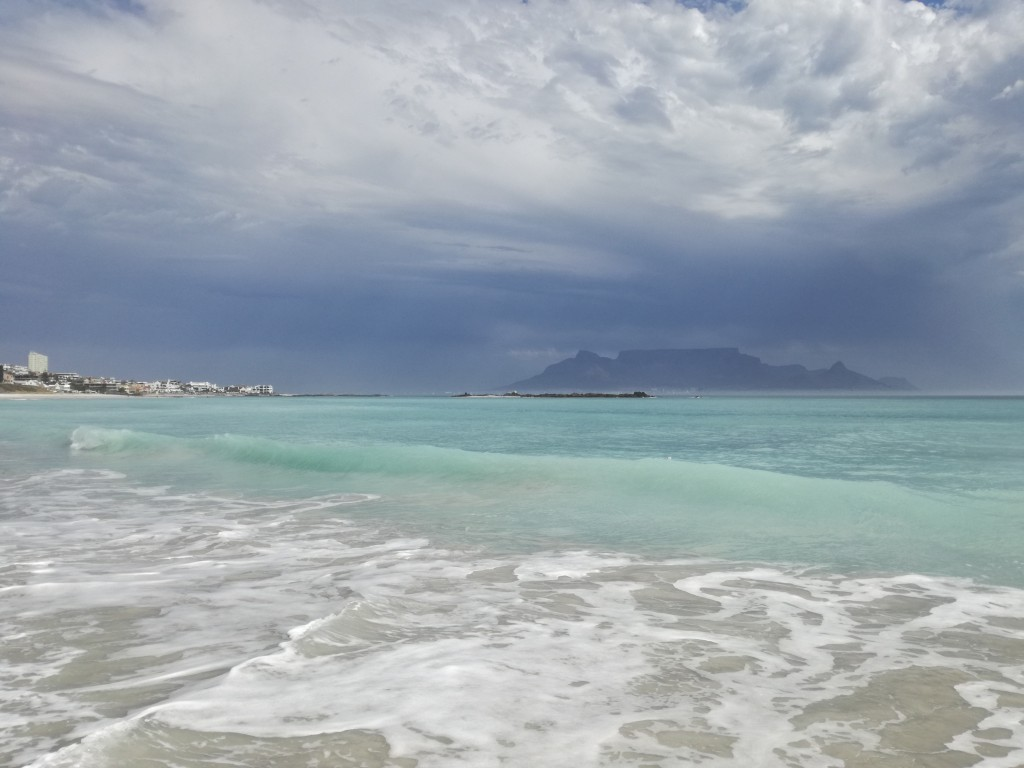 Big Bay Beach, Cape Town