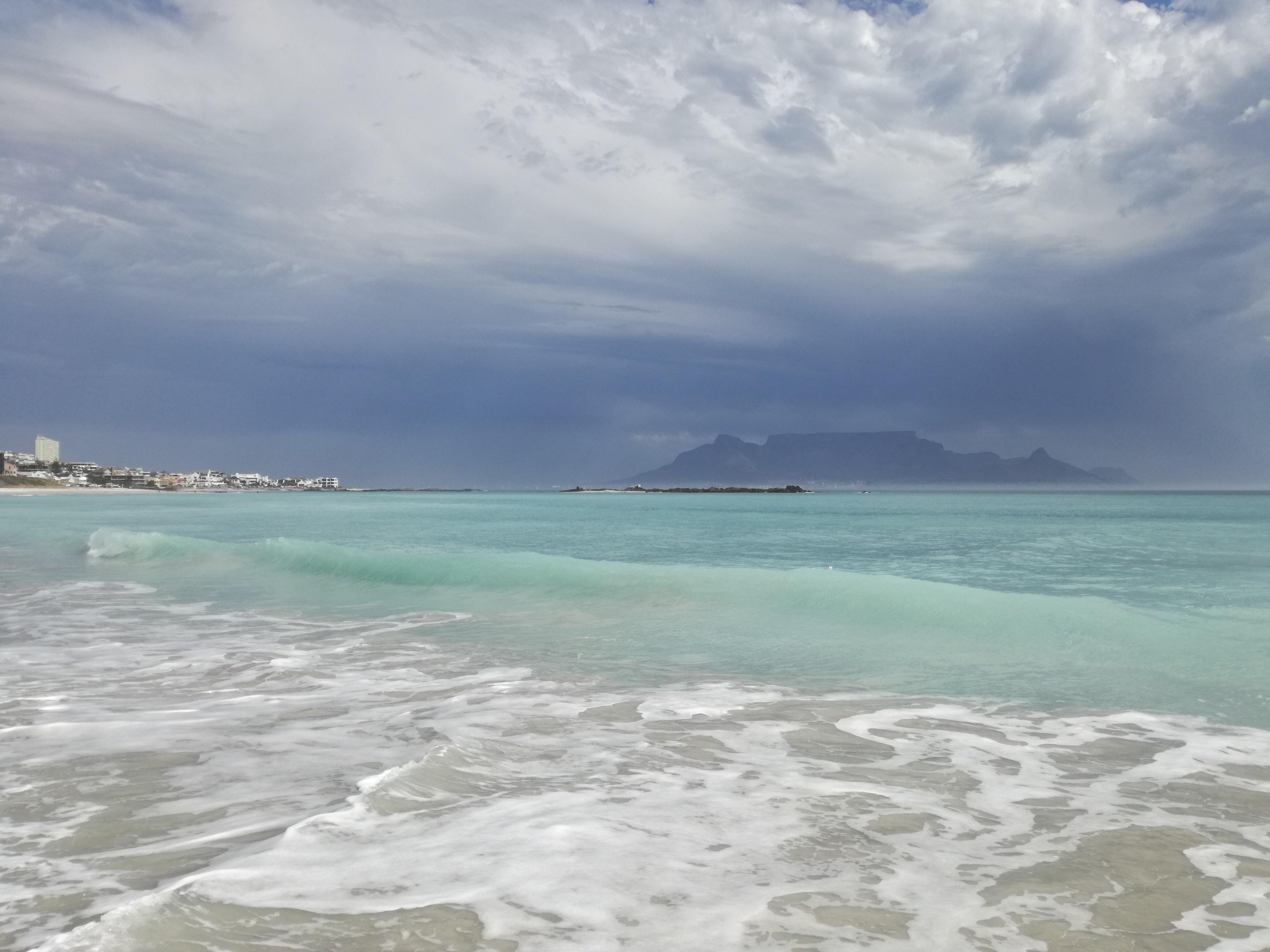 Big Bay Beach, Cape Town