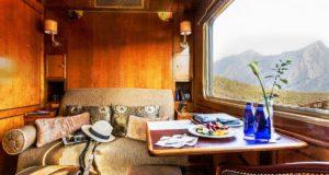 Blue Train Luxury Suite