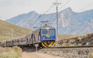 South Africa Blue Train